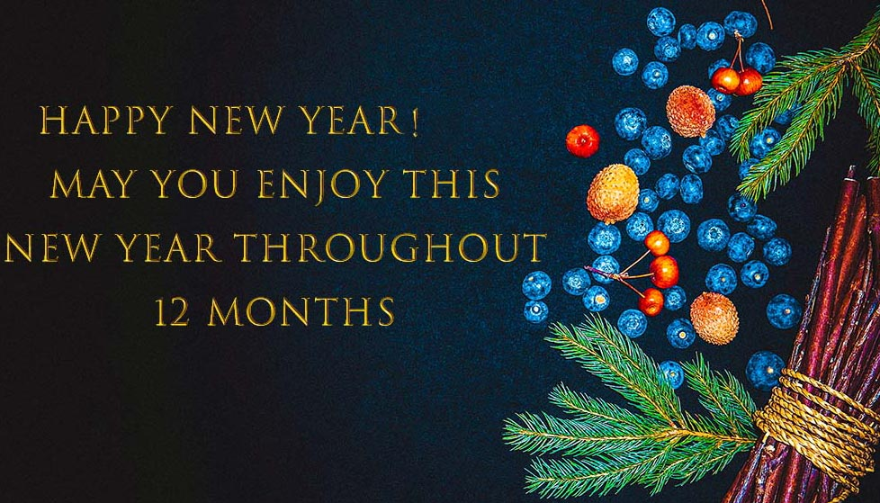 Fresh New year quotes images