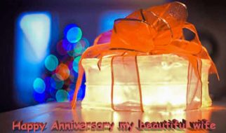Wedding anniversary images for wife